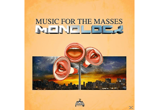 Monolock - Music For The Masses - (CD)