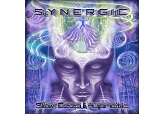 Synergic - Slow,Deep & Hypnotic - (CD)
