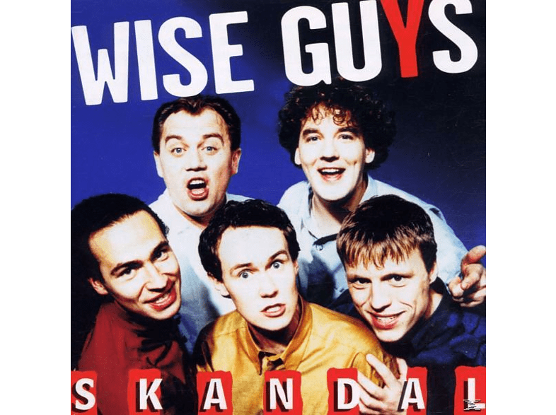 Wise Guys - Skandal [CD]