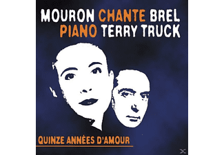 Terry Mouron & Truck - Quinze Annees D'amour - (CD)