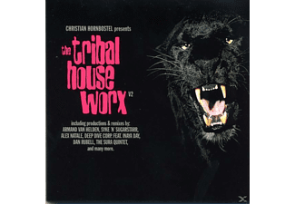Christian Hornbostel - tribal house worx vol.2 - (CD)