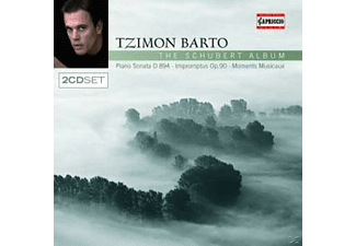 Barto Tzimon - Das Schubert Album - (CD)