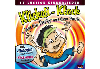 VARIOUS - Klicketi-Klack lass die Party - (CD)