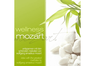 VARIOUS - Wellness With Mozart - (CD)