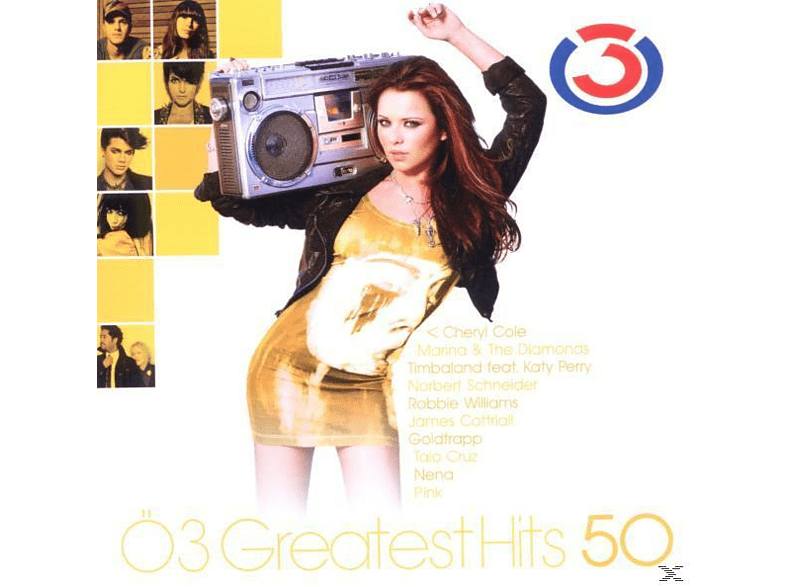 VARIOUS - Oe3 Greatest Hits 50 [CD]