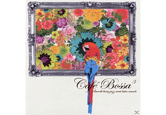 VARIOUS - cafe bossa 3 - (CD)