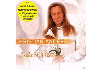 Christian Anders - Liebe & Licht (Enthält Re-Recordings) - (CD)