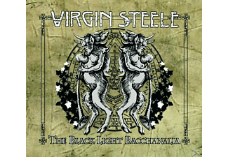 Virgin Steele - The Black Light Bacchanalia - (CD)