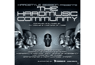 VARIOUS - Hardstyle Session Pres.The Hardmusic Community - (CD)