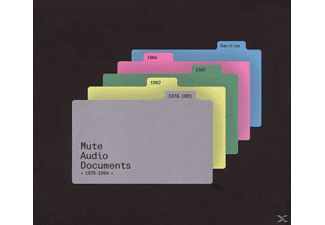 VARIOUS - MUTE AUDIO DOCUMENTS - (CD)