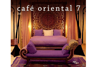 VARIOUS - Cafe Oriental Vol. 7 - (CD)