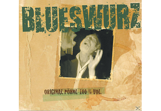 Blueswurz - Original Pöhnl 100% Vol. - (CD)