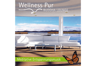 Wellness Pur - Buddha Lounge - (CD)