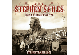Stephen Stills - Live At The Bread And Roses Festival 4th September - (CD)