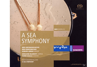 Mcgreevy - A SEA SYMPHONY - (CD)