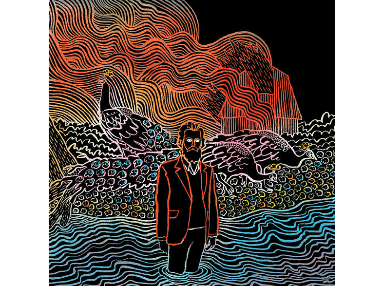 Iron & Wine - Kiss Each Other Clean [CD]