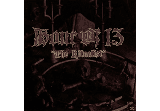 Hour Of 13 - The Ritualist - (CD)