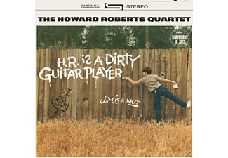 Howard Roberts - H.R.Is A Dirty Guitar Player - (Vinyl)