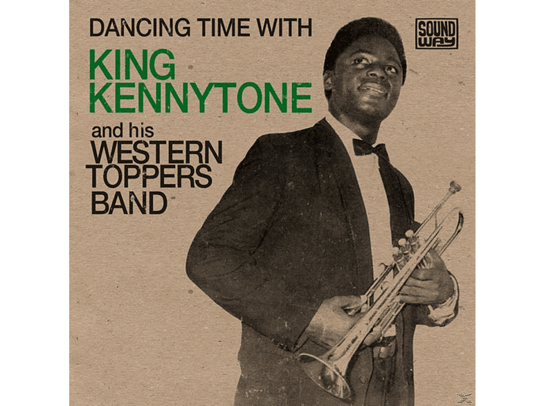 King Kennystone And His Western Toppers Band - Dancing Time [Vinyl]