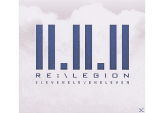 Re:\legion - 11:11:11 - (CD)