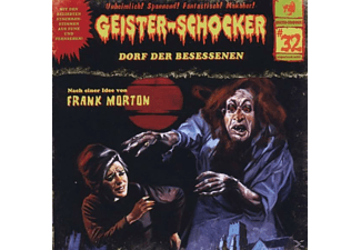 Dorf Der Besessenen-Vol.32 - 1 CD - Horror