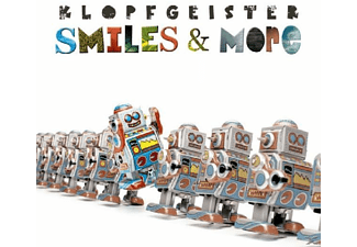 Klopfgeister - Smiles & More - (CD)
