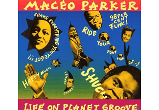 Maceo Parker - Life On Planet Groove - (Vinyl)
