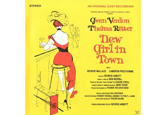 VARIOUS - New Girl In Town - (CD)