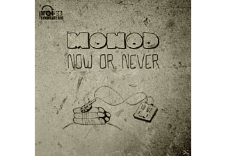 Monod - Now Or Never - (CD)
