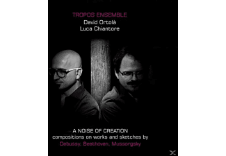 Tropos Ensemble - A Noise of Creation - (CD)
