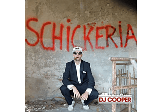 DJ C.O.O.P.E.R. - Schickeria - (Maxi Single CD)