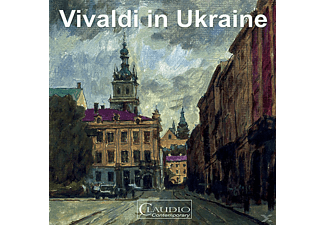 Khorob/Turkanyk/Putsentela - Vivaldi in Ukraine - (CD)