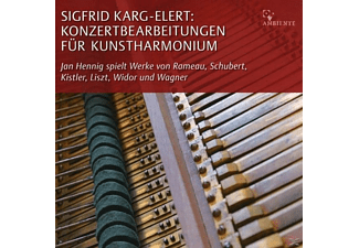 Jan Hennig - Sigfrid Karg-Elert - (CD)
