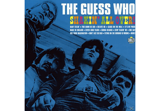 The Guess Who - Shakin  All Over   2-Lp(180g Edition) - (Vinyl)