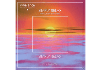 S.J. Bluewater - Simply Relax [CD]