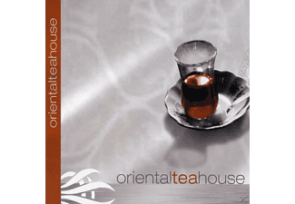 VARIOUS - oriental tea house - (CD)