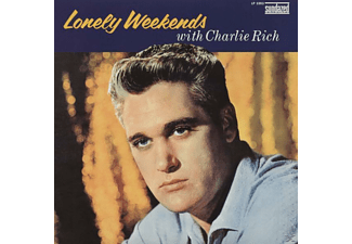 Charlie Rich - Lonely Weekends - (Vinyl)