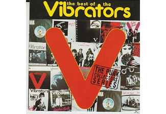 The Vibrators - The Best Of The Vibrators - (CD)