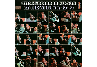 Otis Redding - In Person At The Whisky A Go Go - (Vinyl)