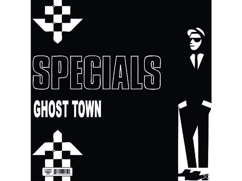 The Specials - GHOST TOWN [Vinyl]