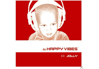 Dj Happy Vibes - Jolly - (CD EXTRA/Enhanced)