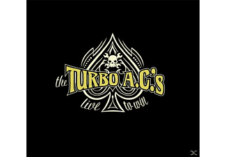 The Turbo A.c.'s - Live To Win - (Vinyl)
