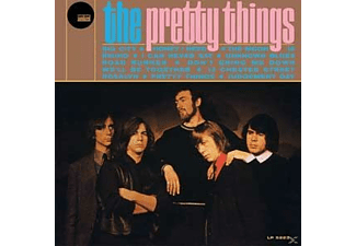 The Pretty Things - Pretty Things-Hq Vinyl - (Vinyl)