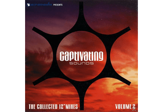 VARIOUS, various/captivating sounds - the collected 12inch  mixes vol.2 - (CD)