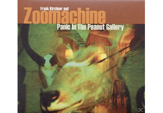 Frank Kirchner - Panic In The Peanut Gallery - (CD)