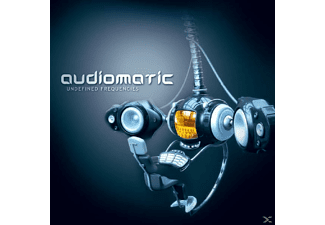 Audiomatic - Undefined Frequencies - (CD)