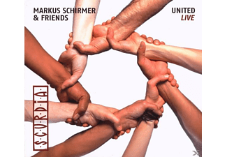Markus/scuderia/friends Schirmer - United Live - (CD)