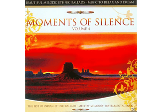 VARIOUS - Moments Of Silence Vol.4 - (CD)