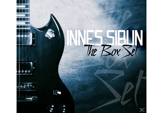 Innes Sibun - The Box Set [CD]