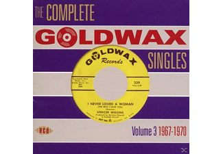VARIOUS - Complete Goldwax Singles 3: 1967-1970 - (CD)